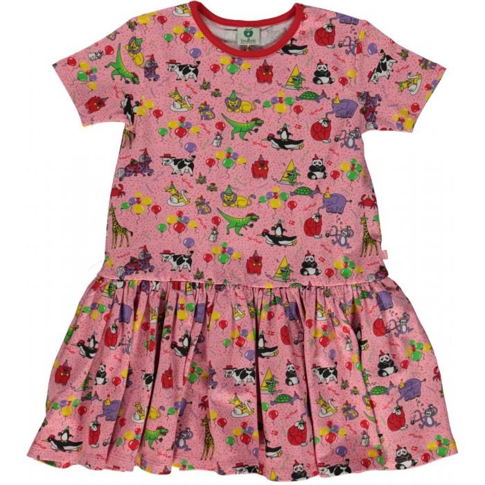 Dress with birthday - Sea Pink