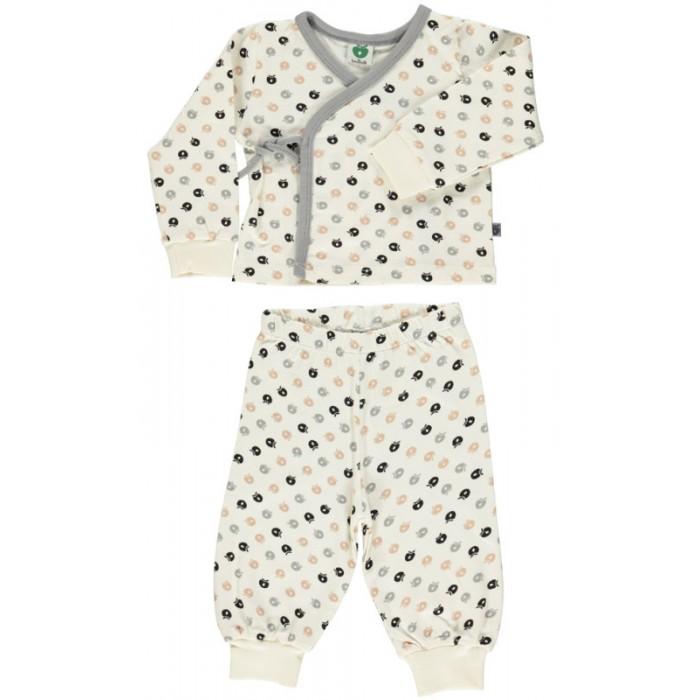 Newborn set - Cream