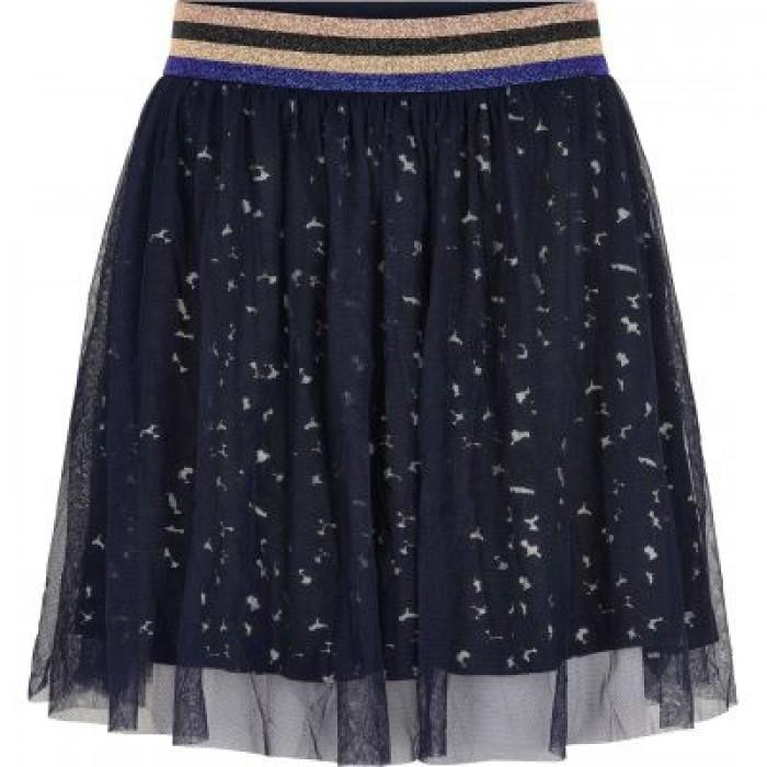 Anna Mary skirt - Black Iris
