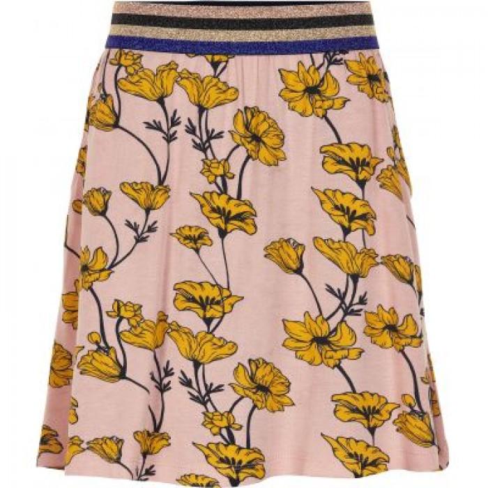 Memmy Skirt - Adobe Rose