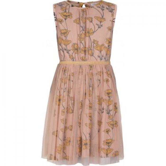 Anna Memmy Dress - Adobe Rose